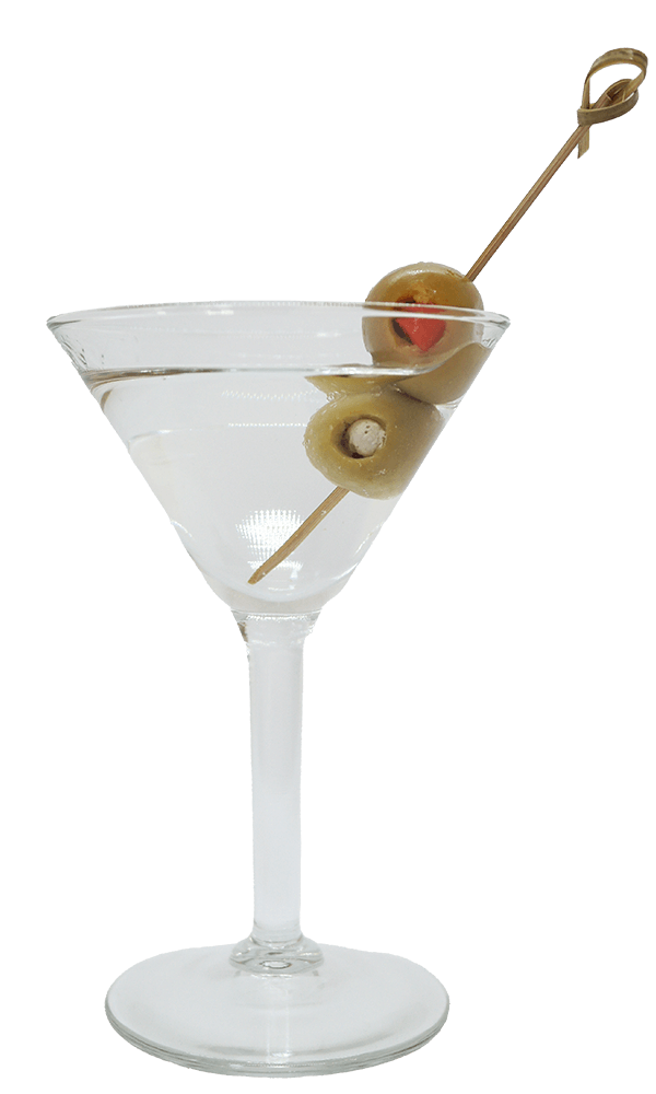 The Gatsby Martini